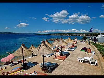 Valalta Beach Croatia