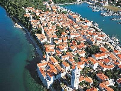 Fashion Island Hotels on Rab   Island Rab  Croatia   Tourist Guide