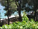 Apartments Simi A1(4+1) Cove Osibova (Milna) - Island Brac  - Croatia - sea view (house and surroundings)
