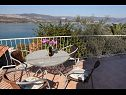 Holiday home Villa Maja H(6+2) Mastrinka - Island Ciovo  - Croatia - H(6+2): terrace