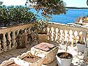 Apartments - 02103HVAR - Hvar - Island Hvar  - Croatia - Studio apartment - Begonija(3): terrace