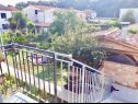 Apartments Hana A1(4), A2(4) Pula - Istria  - view
