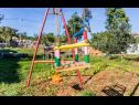 Holiday home Igor H(7) Krk - Island Krk  - Croatia - children playground