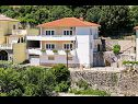 Apartments A1(4) Vrbnik - Island Krk  - house