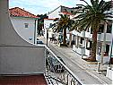 Apartments and rooms - 00113DRVE  - Drvenik - Riviera Makarska  - Croatia - Apartment - A1(2+1): terrace view