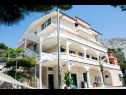 Apartments Ante A1(2+1), A2(2+1), A3(2+2), A5(2+1), A6(2+1), A7(2), A8(2+1) Duce - Riviera Omis  - house