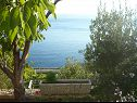Apartments A1(4+1), SA2(2) Pisak - Riviera Omis  - Studio apartment - SA2(2): view