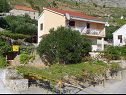 Apartments Ana M A1(3), A2(4) Stanici - Riviera Omis  - house