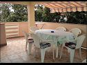 Holiday home KETI H(10+1) Mandre - Island Pag  - Croatia - H(10+1): terrace