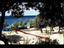 Holiday home KETI H(10+1) Mandre - Island Pag  - Croatia - beach