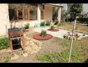 Holiday home Krajka H(4+1) Tkon - Island Pasman  - Croatia - courtyard