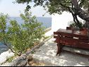 Apartments Neda SA1(2), A2(4) Lukovo Sugarje - Riviera Senj  - Apartment - A2(4): garden terrace
