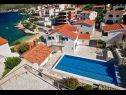 Apartments Bisernica A1(6), A2(6), A3(2) Razanj - Riviera Sibenik  - swimming pool