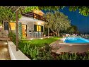 Holiday home IM H(8+2) Zatoglav - Riviera Sibenik  - Croatia - house
