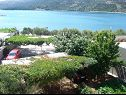 Apartments A3(9), A4(4), A5(2) Marina - Riviera Trogir  - sea view (house and surroundings)