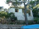 Holiday home Dob H(4) Cove Stoncica (Vis) - Island Vis  - Croatia - house