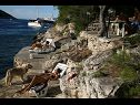 Holiday home H(6) Cove Stoncica (Vis) - Island Vis  - Croatia - beach