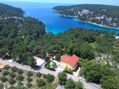 Holiday home DENIS H(11+3) Cove Osibova (Milna) - Island Brac  - Croatia