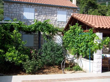 Holiday home H(6) Bojanic Bad - Island Hvar  - Croatia