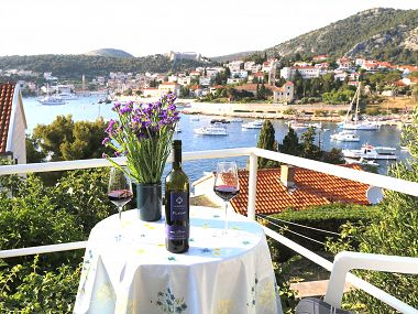 Holiday home Lovely place H(4+1) Hvar - Island Hvar  - Croatia