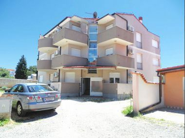 Apartments A1-dole(4+1) Medulin - Istria