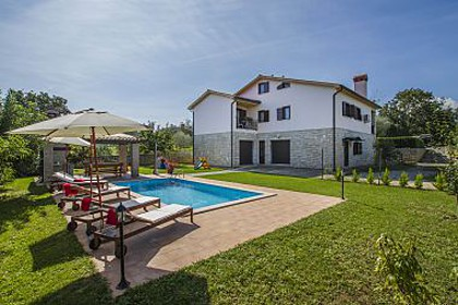 Holiday home H(8+2) Nedescina - Istria  - Croatia