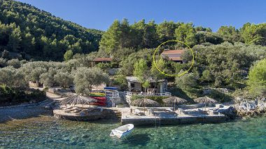 Holiday home H(6) Cove Picena (Vela Luka) - Island Korcula  - Croatia