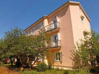 Apartments A1(2), A3(2), A5(2) Njivice - Island Krk