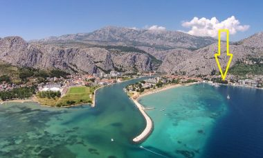 Apartments Pasko A(5) Omis - Riviera Omis