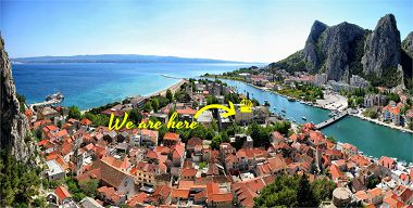 Apartments Sunce A1(2+3) Omis - Riviera Omis