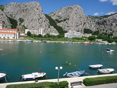 Apartments A1(4+2) Omis - Riviera Omis