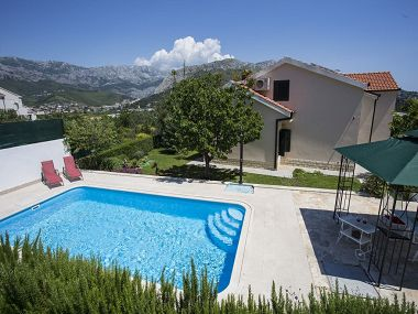 Holiday home Željka H(6+2) Split - Riviera Split  - Croatia