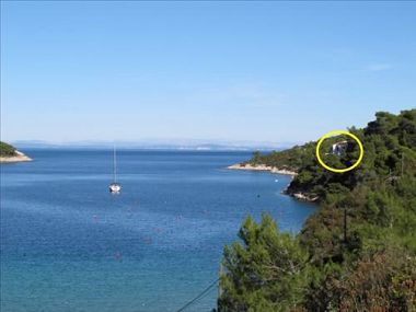 Holiday home - OS6147 - Cove Stoncica (Vis) - Island Vis  - Croatia