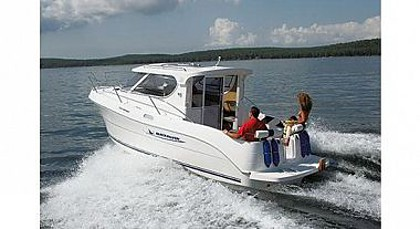 Powerboat - Quicksilver 750 (code:CRY 102) - Zadar - Zadar riviera  - Croatia