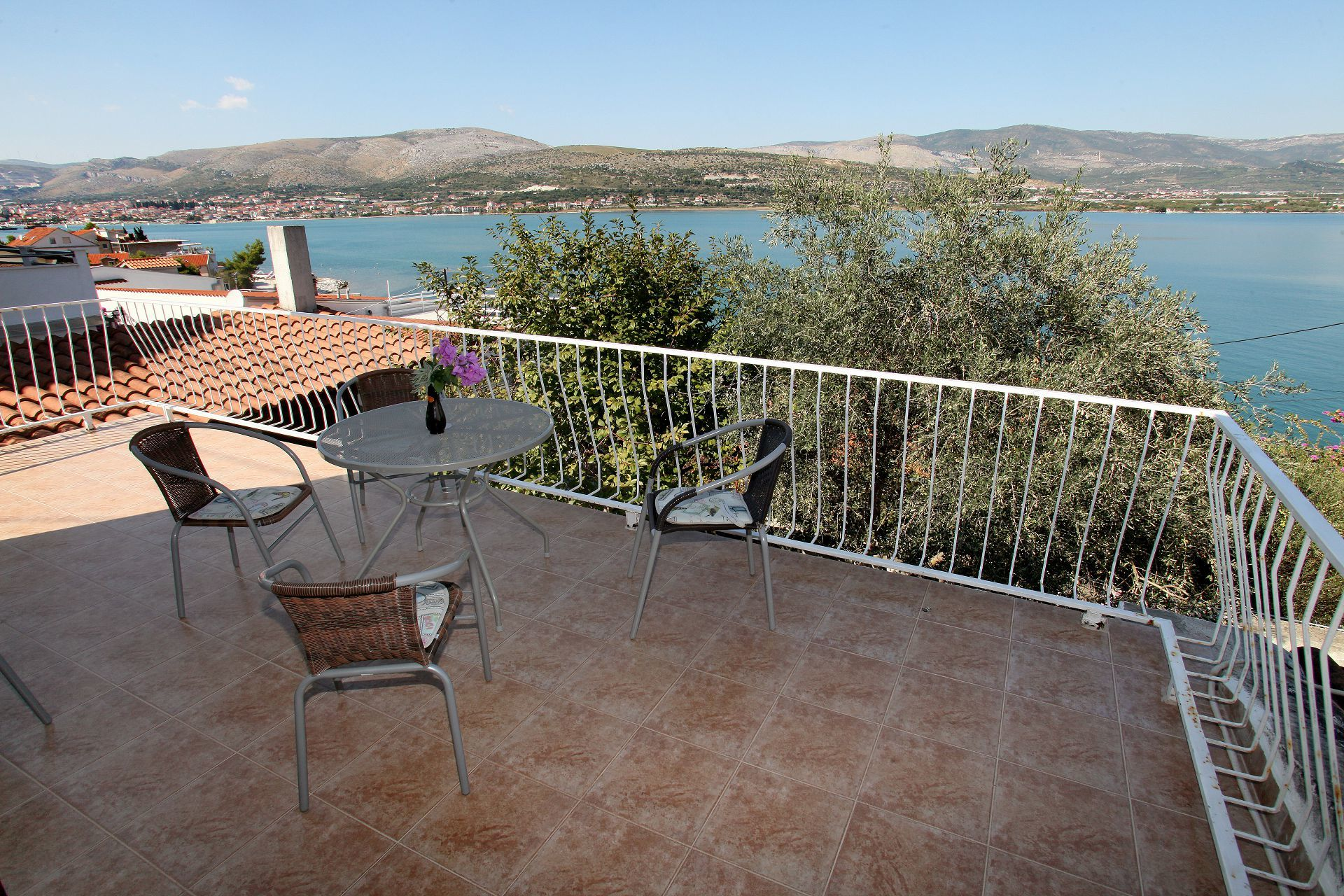 Holiday home Villa Maja H(6+2) Mastrinka - Island Ciovo  - Croatia