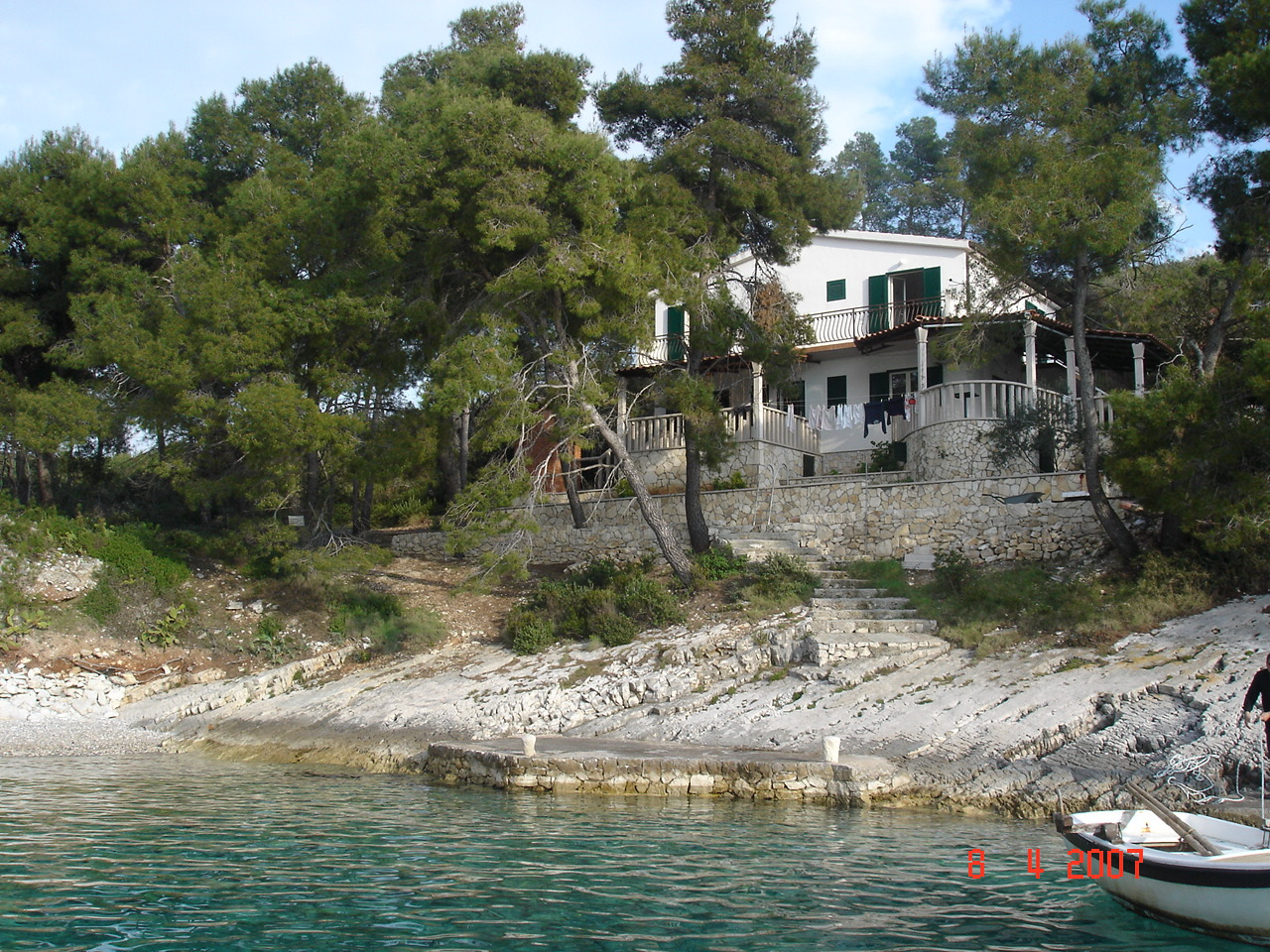 Apartments - OS2022 - Cove Jagodna (Brusje) - Island Hvar  - Croatia