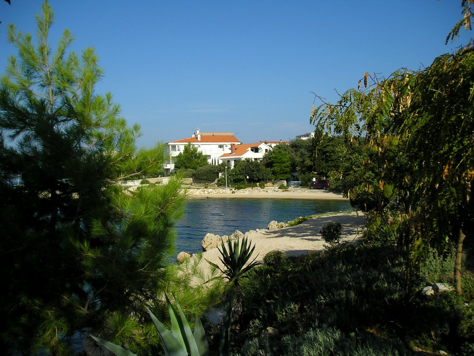 Holiday home KETI H(10+1) Mandre - Island Pag  - Croatia