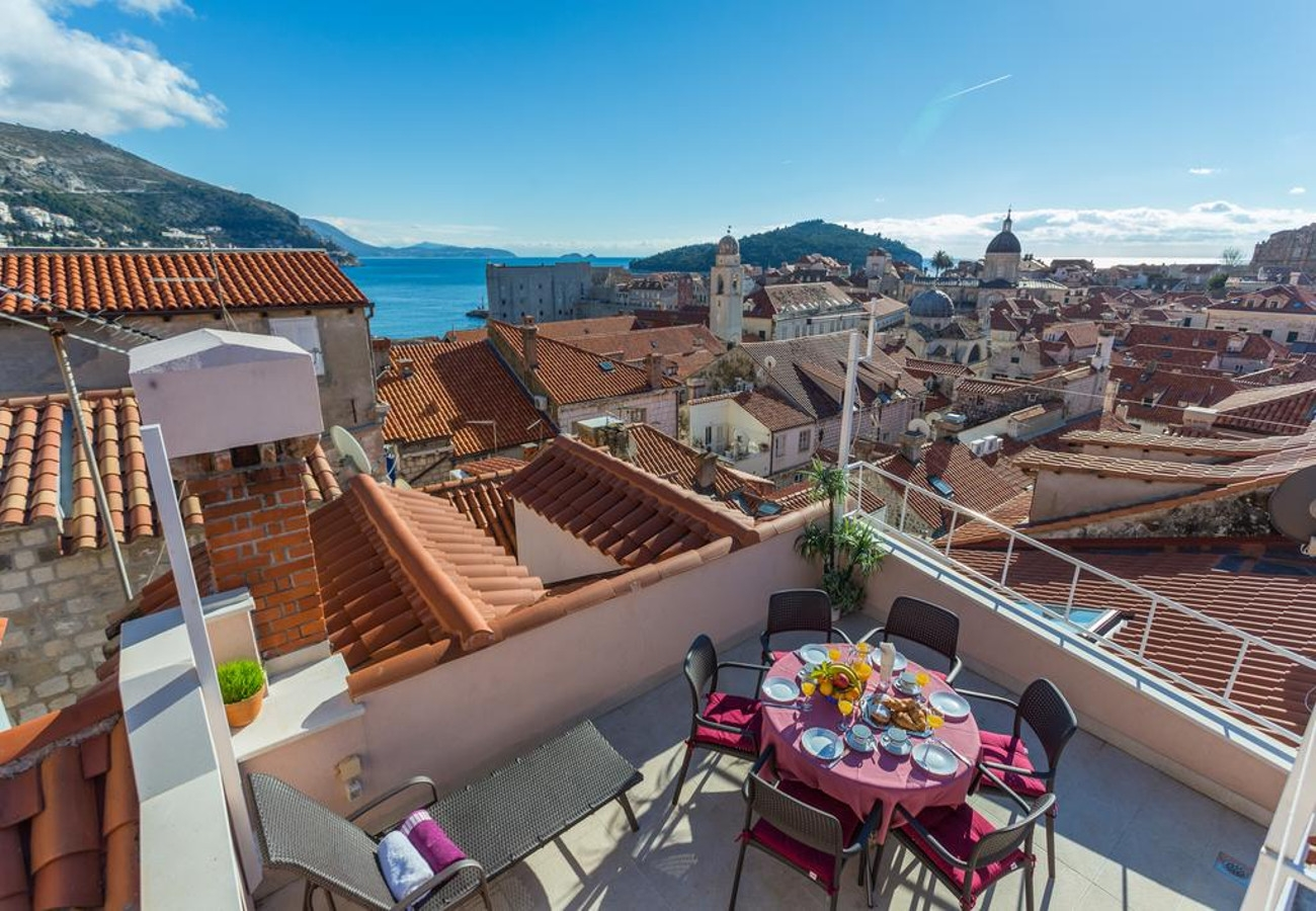 Apartment Apartment Star 1 -  panoramic city view : A1 Dubrovnik, Riviera Dubrovnik 50553, Dubrovnik, , Dubrovnik Region