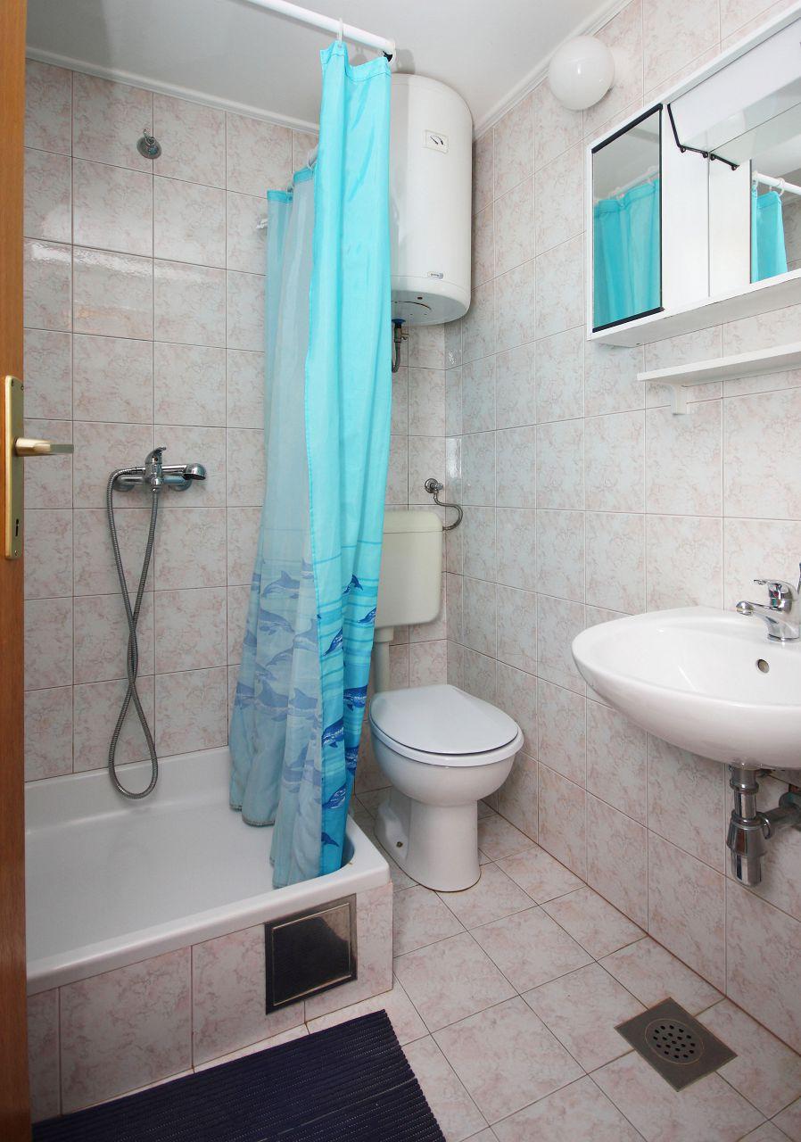 Apartment Apartment KaBa-  terrace with sea view A1 crveni gore Mlini, Riviera Dubrovnik 51264, Mlini, Dubrovnik, Dubrovnik Region