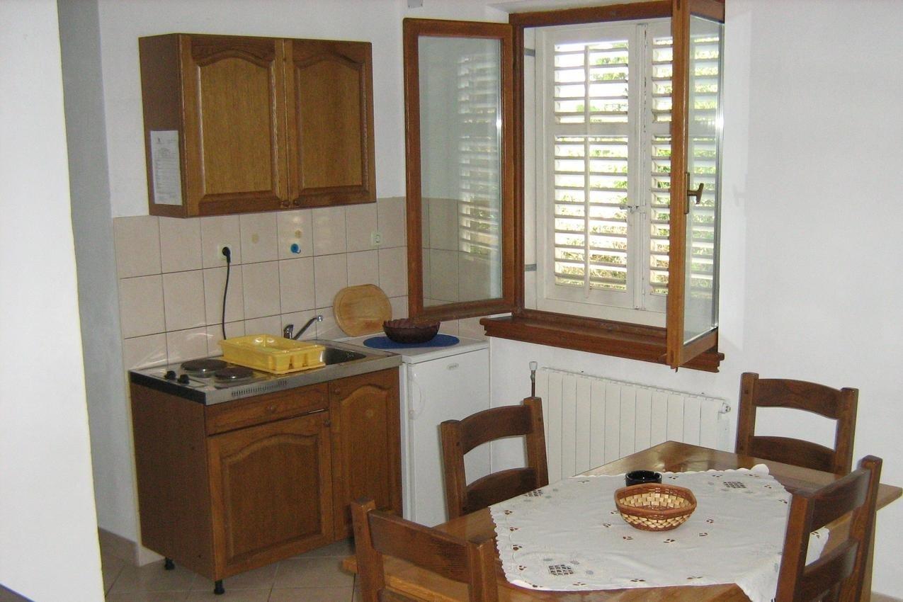 Apartman Apartment Mile  - untouched nature & serenity: A4 Arch 2 Zaklopatica, Island Lastovo 52307, Zaklopatica, Lastovo, Dubrovacko-neretvanska