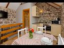 Holiday home Gor H(2+1) Gata - Riviera Omis  - Croatia - H(2+1): kitchen and dining room