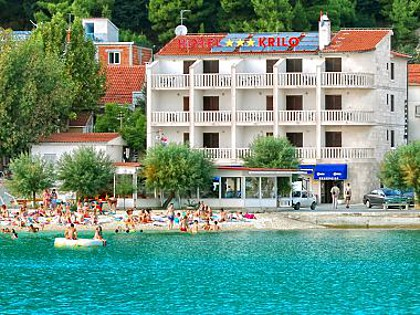 Hotel - 3 STAR Hotel on the beach - Krilo Jesenice - Riviera Omis  - Croatia