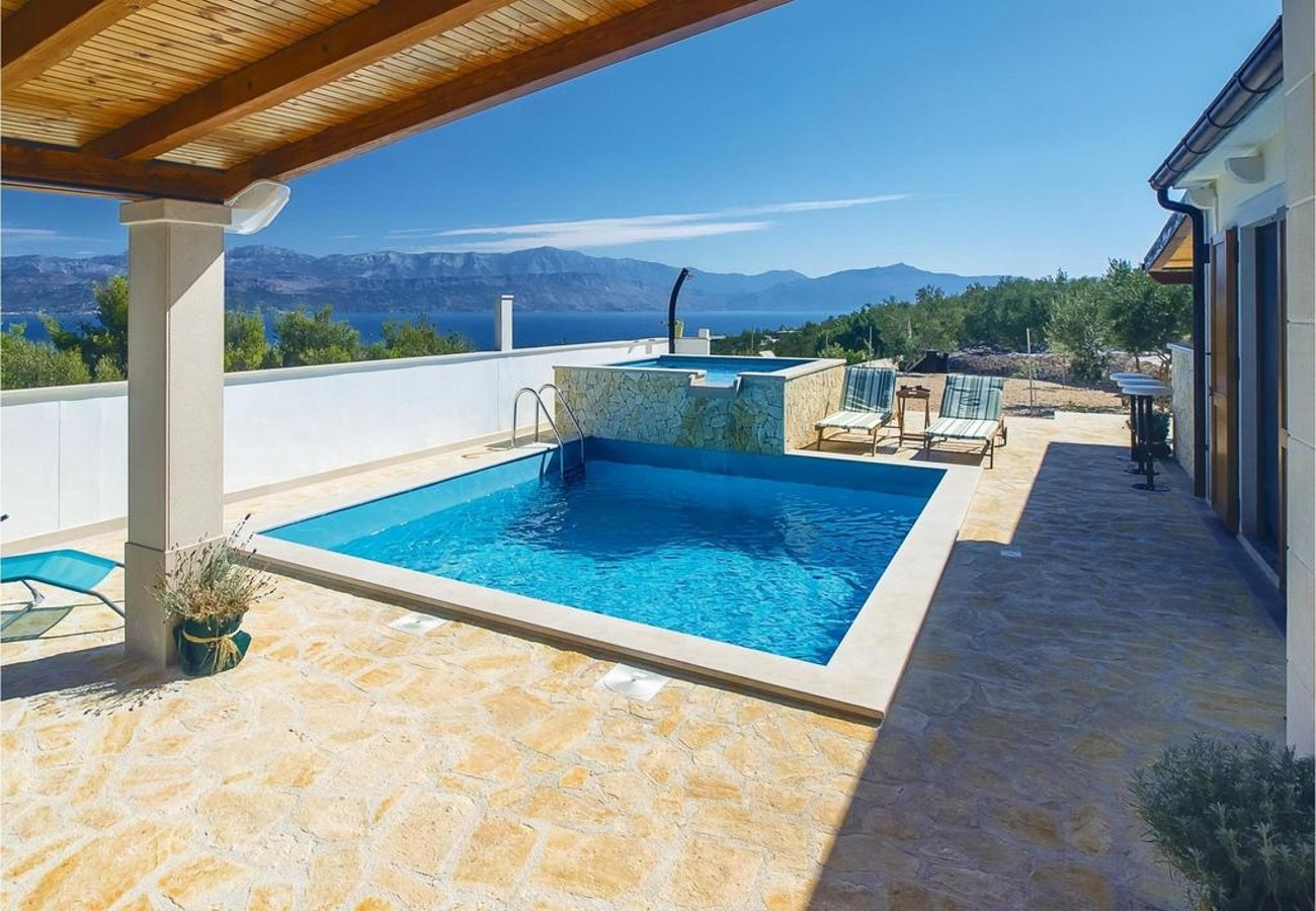 Holiday home Anabella H(7) Supetar - Island Brac  - Croatia