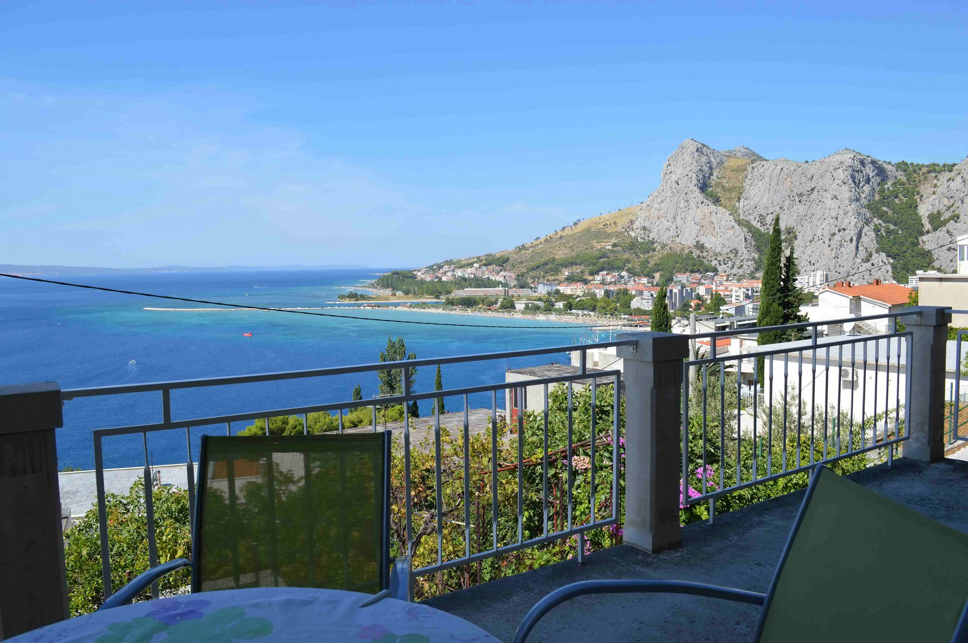 Apartments Iva A1(4+1) Omis - Riviera Omis
